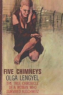 Five Chimneys: The Story of Auschwitz by Olga Lengyel New Paperback Book