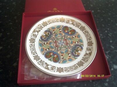 Spode  Lindisfarne collector plate