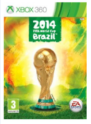 Xbox 360 - 2014 FIFA World Cup Brazil **New & Sealed** UK Stock (Ref:1820-19)