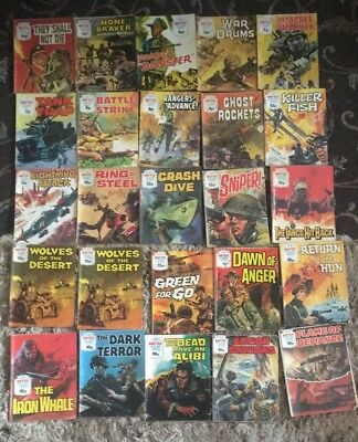 battle picture library comics (like commando)