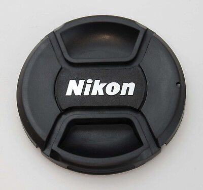 67mm Center-Pinch Front Lens Cap for Nikon LC-67 18-105mm 18-135mm 70-300mm VR