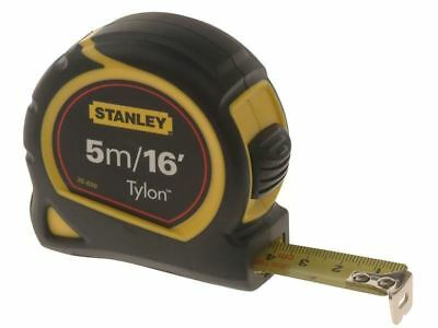 Stanley Tools 030696N Tylon™ Pocket Tape 5m/16ft (Width 19mm) Carded