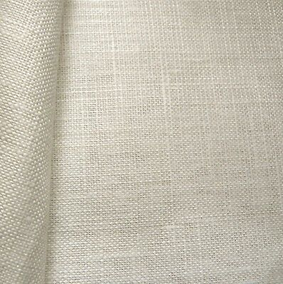 Antique White 28 count Cashel Linen 50 x 70 cm Zweigart fabric