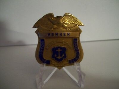 Rare Old Obsolete Rhode Island Board of Elections Mini Badge