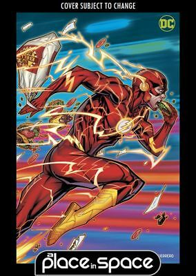 Flash, Vol. 5 #53B - Meyers Variant  (Wk34)