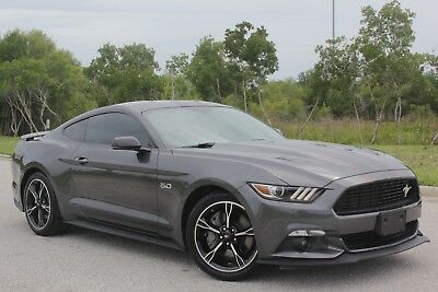 2017 Ford Mustang GT CALIFORNIA SPECIAL 2017 FORD MUSTANG GT CALIFORNIA SPECIAL V8 5.0L 3K MILES REBUILT TITLE AUTOMATIC