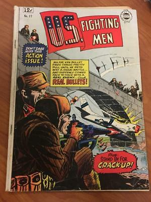 US Fighting Men #17 Super Comics 1964 VG- IW War