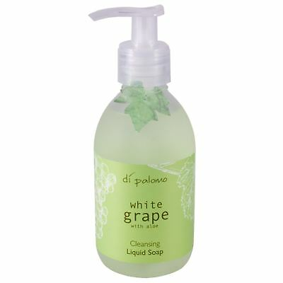 Di Palomo Luxury Natural Liquid Soap Handwash 225ml - White Grape & Aloe