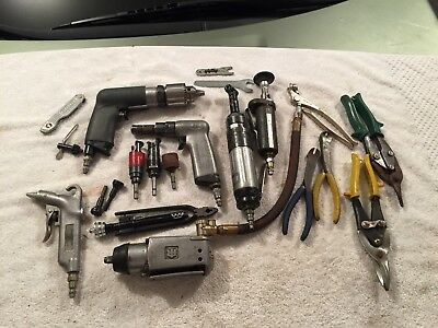 Ingersoll Rand Lot Aircraft / Aviation Air Tools And Accessories