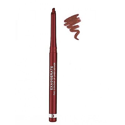 Rimmel Exaggerate Full Colour Lip Liner-Rich, 020-Pack of 2! FREE SHIPPING!