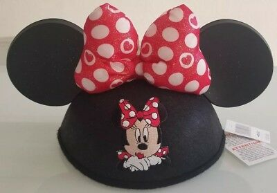 Disney Parks Minnie Mouse Headband or minie mouse hat