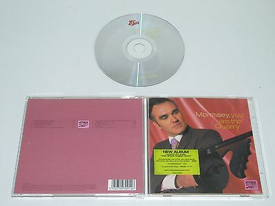 Morrissey/ You Are The Carrière(Atkcd001) CD Album
