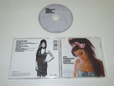 Amy Winehouse/ Lioness:Hidden Treasures (Island 6025 279 033 3 0)