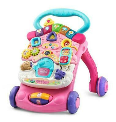 First Steps Baby Walker (Pink) - VTech Free Shipping!