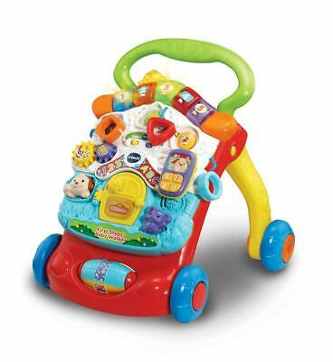 First Steps Baby Walker (Yellow) - VTech Free Shipping!