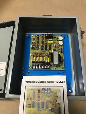 Workmaster Time-Sequence Controller 29-10100 1 to 4 Outputs ***NEW!!***