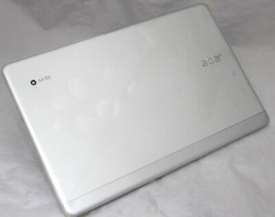 Original Acer Iconia Tab 60.L1AN2.001 LCD DIsplay Rear Lid Cover | AMOYX000500