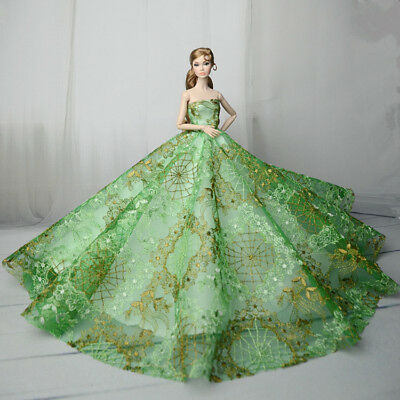 Fashion Royalty Princess Dress/Clothes/Gown For Barbie Doll S553