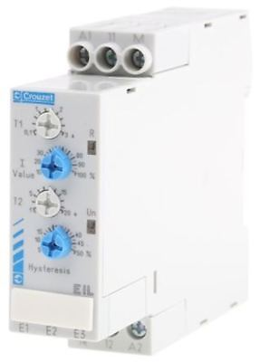 Crouzet Current Monitoring Relay with SPDT Contacts, 1 Phase, 24 V dc