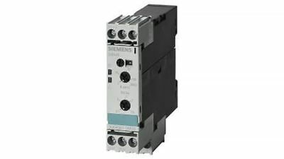 Siemens Monitoring Relay with SPDT Contacts, 24 â?? 240 V ac/dc