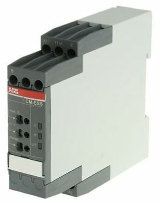 ABB Voltage Monitoring Relay with SPDT Contacts, 1 Phase, 24 â?? 240 V ac/dc