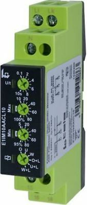 Tele Current Monitoring Relay with SPDT Contacts, 1 Phase, 230 V ac