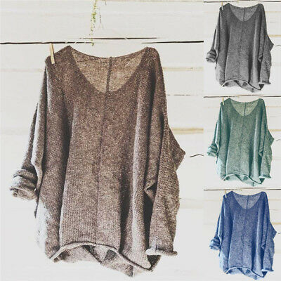 Women Tunic Lace Fashion Long Sleeve Pleated Casual Loose Top  Plus Size FT