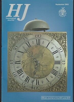 French Quarter Repeater Welsh Clockmakers Chinese Birdsellers Daisy Wheel C6.963