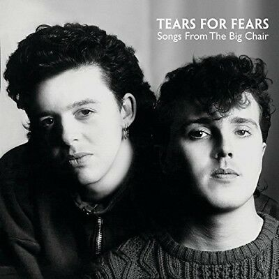 Tears For Fears - Songs From The Big Chair * New Vinyl