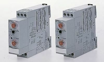 Crouzet Voltage Monitoring Relay with SPDT Contacts, 1 Phase, 120 V ac