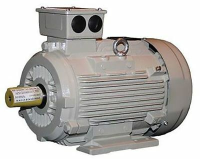 TAC Teco YAL90L 1.1kW 1.5HP 3 Phase Induction Motor 910RPM 6 Pole 415-720V