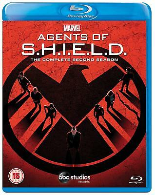 Marvel's Agents of SHIELD - Season 2 Two [Blu-ray Region Free, S.H.I.E.L.D.] NEW