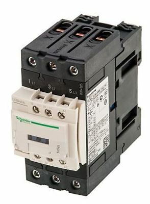Schneider Electric Tesys D LC1D 3 Pole Contactor, 3NO, 40 A, 18.5 kW, 110 V ac C