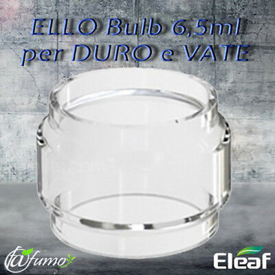 IJUST 3 , PICO 25 VETRO TANK ELEAF da 2ml 4ml o 6,5 ml, Glass ELLO Eleaf