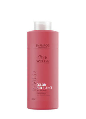 Wella INVIGO Color Brilliance Protection Shampoo Fine/Normal 1000 ml
