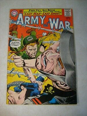 Our Army At War #152 ....4Th All Sgt Rock Issue, Easy Co. , Kubert, 1965