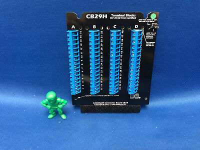 CAMI Research CB29H CableEye Connector Board Terminal Block 2100Vdc