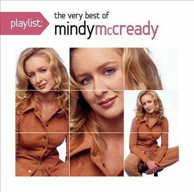 FREE US SHIP. on ANY 3+ CDs! NEW CD Mindy Mccready: Playlist: The Very Best of M