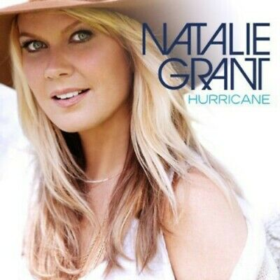 FREE US SHIP. on ANY 3+ CDs! NEW CD Natalie Grant: Hurricane