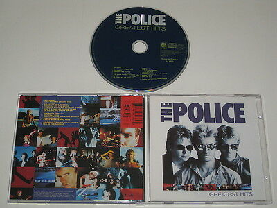 The Police / Greatest Hits [Alemania] [DVD] ( A&M 540 030-2