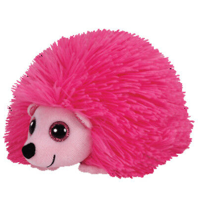 Ty Beanie Baby Lilly The Pink Hedgehog 6 Inch Mwmts Stuffed