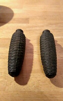 Two Cuckoo clock Weights , ( 8 Days) Parts Only Or Repairs
