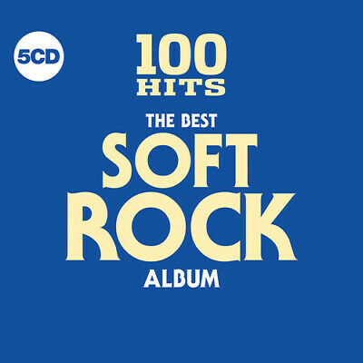 Various Artists - 100 Hits: Best Soft Rock Album / Various [New CD] Boxed Set, U