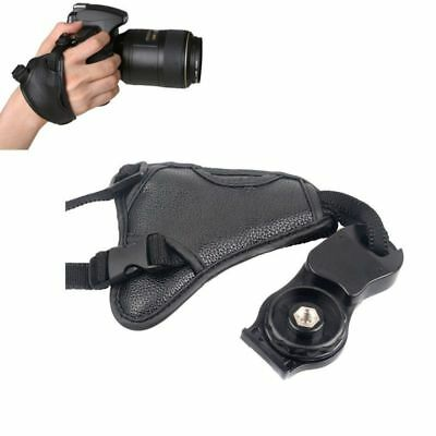 Digital/SLR Camera Wrist Strap Hand Grip for Canon Nikon Pentax PU Leather NNG