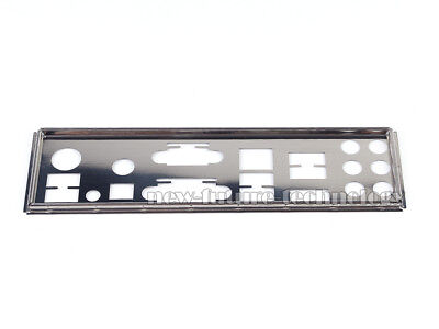 I//O Shield backplate For MSI 870S-G54-H /& 870A-G54 Motherboard Backplate IO