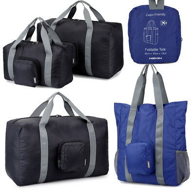 Large Duffle Bag Foldable Luggage Storage Waterproof Travel Pouch Tote Bag Carry
