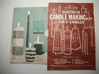 Candle Making Book Lot Of 6 Books 850 Picclick