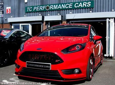 2013/13 FORD **now sold**  FIESTA ST STAGE 3 PUMASPEED 300 BHP SHOW CAR