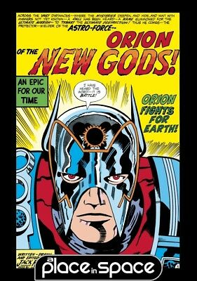 New Gods By Jack Kirby - Softcover