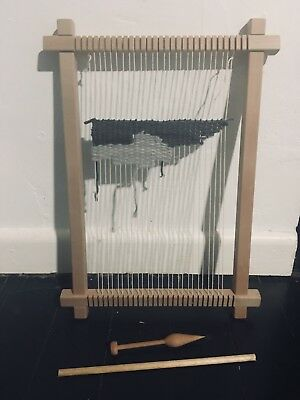 Ashford Weaving Frame Small 35cm x 25cm WFS used once